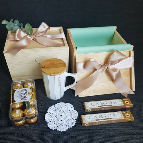 FOOD & BEVERAGE GIFT SET 08 (Nationwide Delivery)