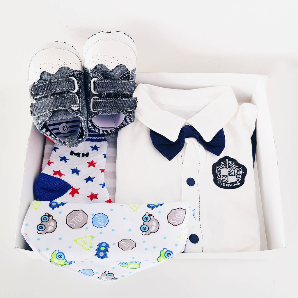 Gentleman Baby Boy Gift Box (Nationwide Delivery)
