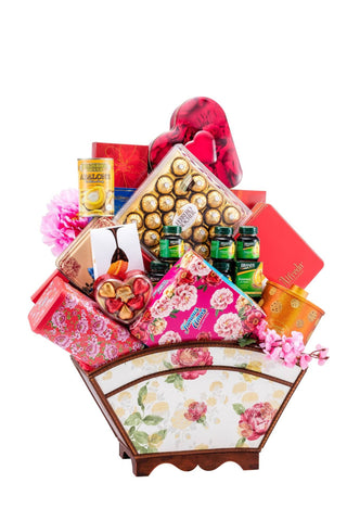 Famous Amos Chinese New Year 2019 Hamper C19-02