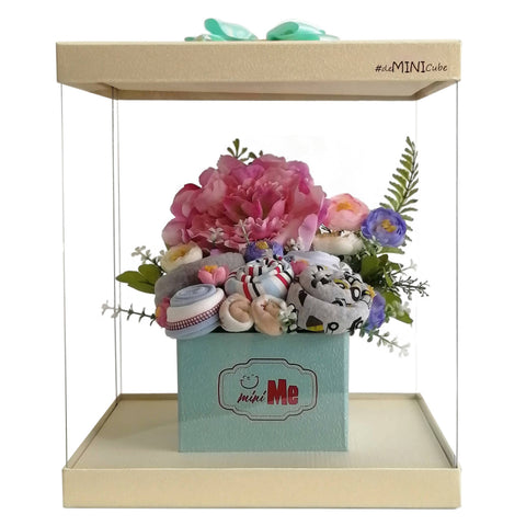 Full Moon Gift Bouquet for New Born Baby Boy - FMB 001