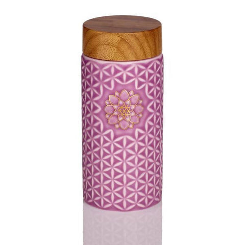 Flower of Life - Acera Tumbler