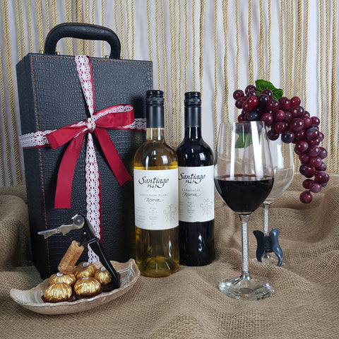 Deluxe Essential Wine Gift Box Set 02