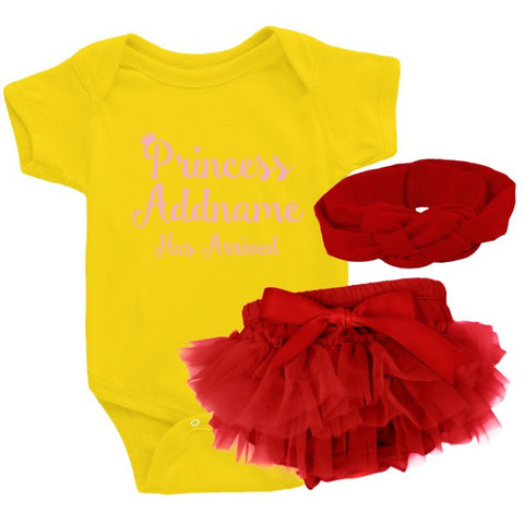 TeezBee Princess Has Arrived Gift Sets