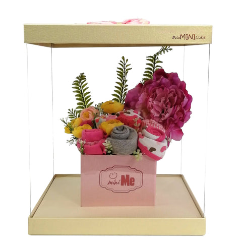 Baby Shower Gift Bouquet for New Born Baby Girl - BSG 004