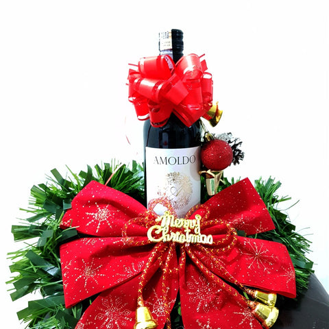 Merry Christmas Wine - AMOLDO
