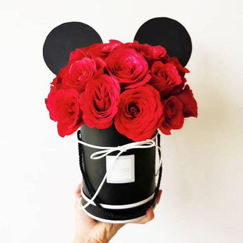 Mickey Flower Box