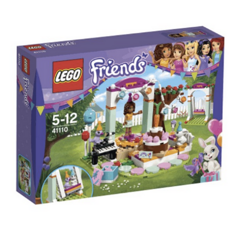 Lego Friends Birthday Party (5-12 years)