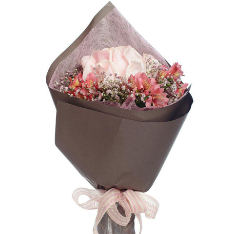 Mother's Day: Sweet Posy (Pink)