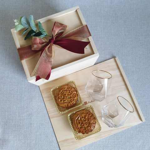 MOONCAKE FESTIVAL GIFT SET 22 (Nationwide Delivery)