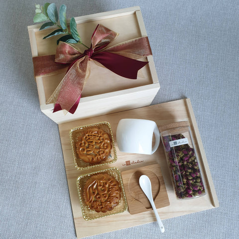 MOONCAKE FESTIVAL GIFT SET 21 (Nationwide Delivery)