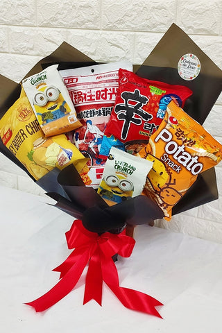 Korean Saranghaeyo Bouquet (Valentines Day 2021)