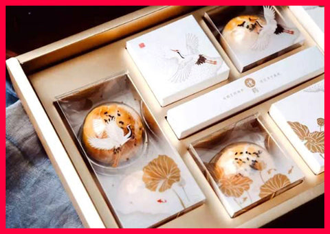 Mooncake Giftbox Set C - Limited Edition