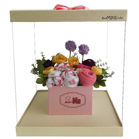Full Moon Gift Bouquet for New Born Baby Girl - FMG 014