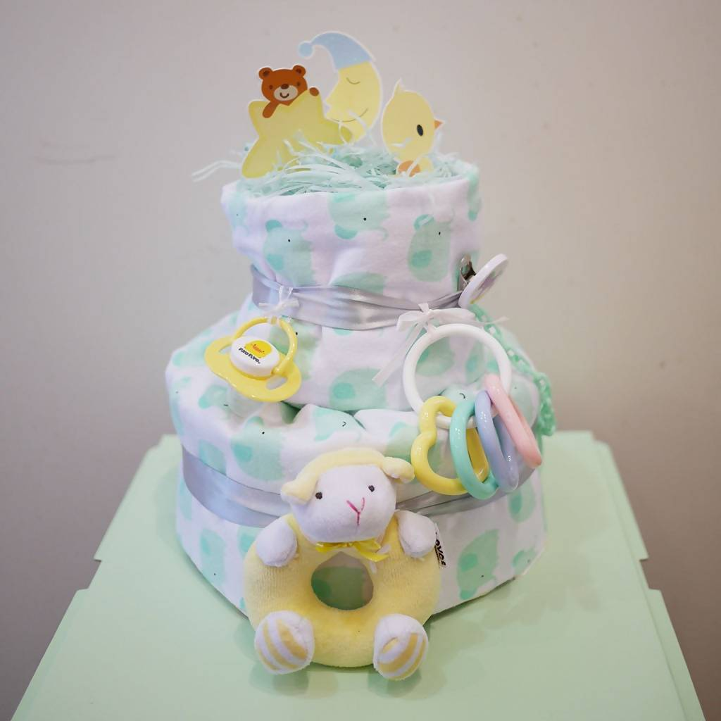 Baby Duck Nappy Cake (Penang only)