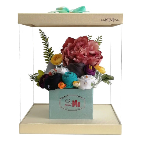 100 Days Gift Bouquet for New Born Baby Boy - HDB 002