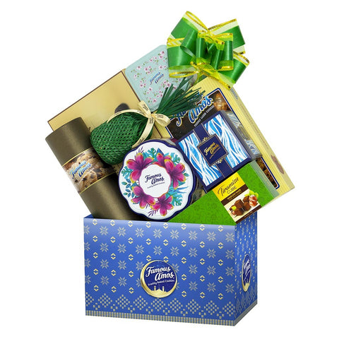 Famous Amos Hari Raya Hamper R20-09 – RM 199 (Delivery After Hari Raya Only)