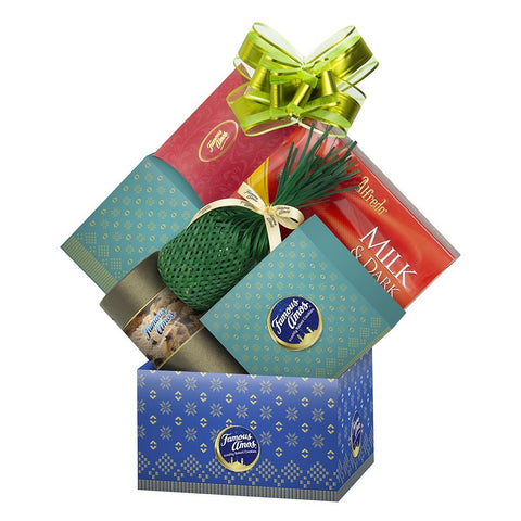 Famous Amos Hari Raya Hamper R20-11 – RM 99 (Delivery After Hari Raya Only)