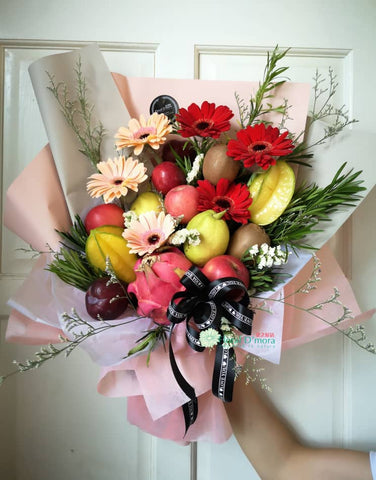 Fruits Bouquet  (Negeri Sembilan Delivery Only)