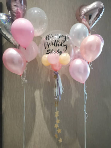 Balloons Set Gift (Negeri Sembilan Delivery Only)
