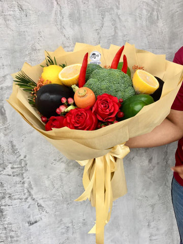 Vegetables Bouquet (Penang Delivery only)