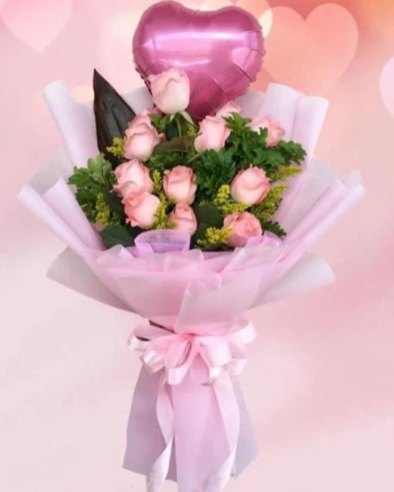 Fresh Flower Bouquet (Penang Delivery only)