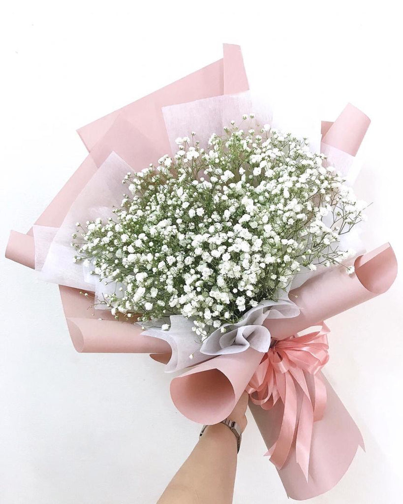 Baby Breath Bouquet (Penang Delivery only)