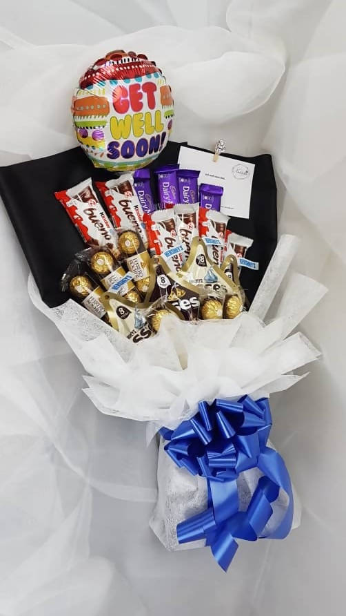 Blessing Chocolates Bouquet