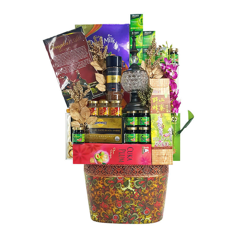 Luxury Raya Hamper 850 (Free Delivery Within West Malaysia)