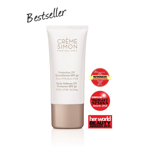 Crème Simon Daily Defense UV Protector SPF 50 (30ml)