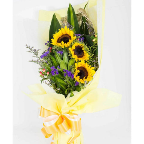 Sunflowers Bouquet 1