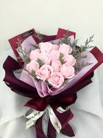 Pink Soap Roses
