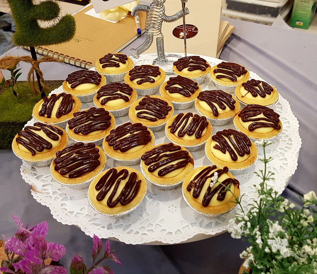 Mini Nutella Cheese Tart (Self Pickup Only)