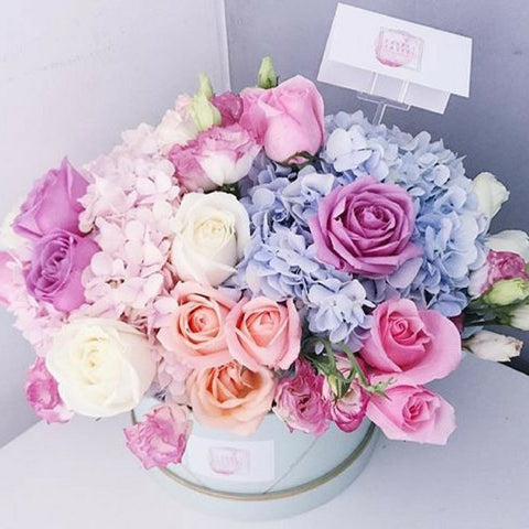 Pastel Bloom Box
