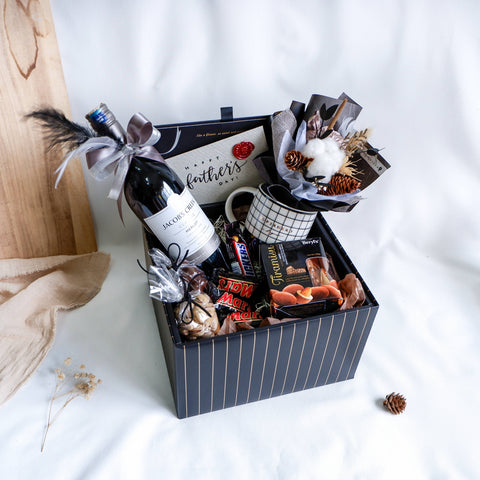 Premium Wine Gift Box (CNY 2021)