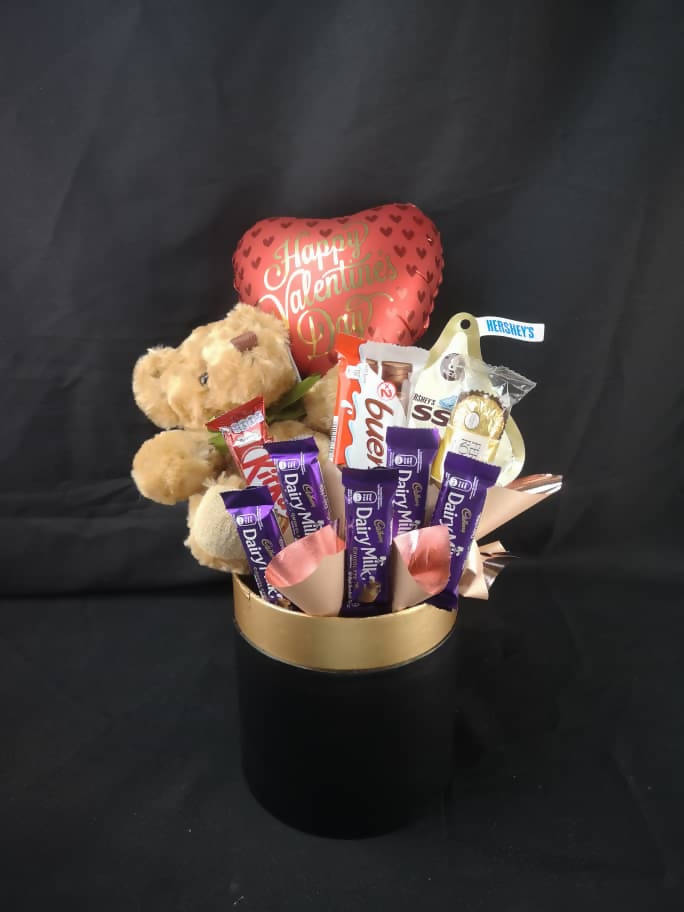 Valentine's Day 2020 Lovely Bear Chocolate Box