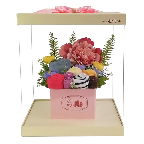 1st Birthday Gift Bouquet for Baby Girl - BDG 002