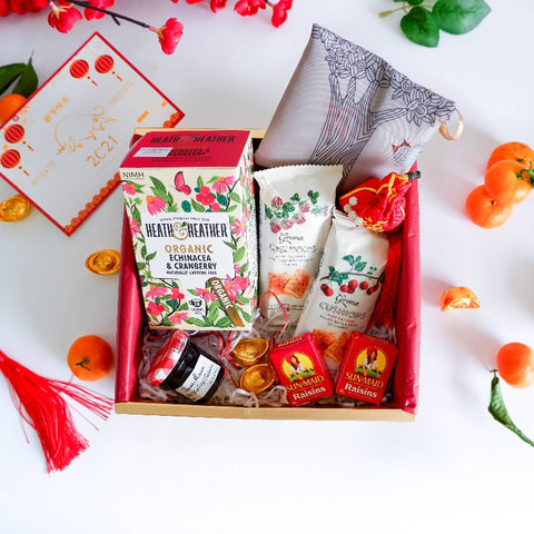 CNY 2021 Good Wishes Gift Set (Klang Valley Delivery)