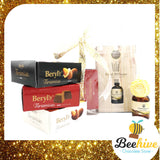 Beehive Chocolate Reed Diffuser Aromatherapy Premium Gift Set with Beryl's Chocolates