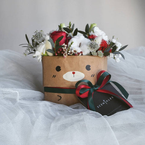 Rudolph the Reindeer (Christmas Flower Box)