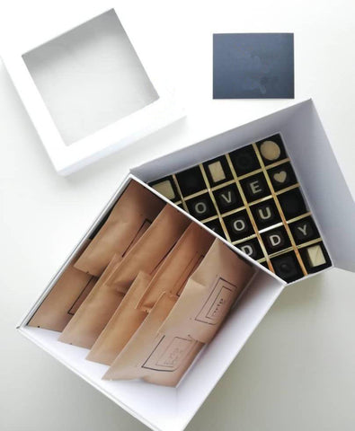 Bean Box (Chocolates & Coffee Drip Packs)
