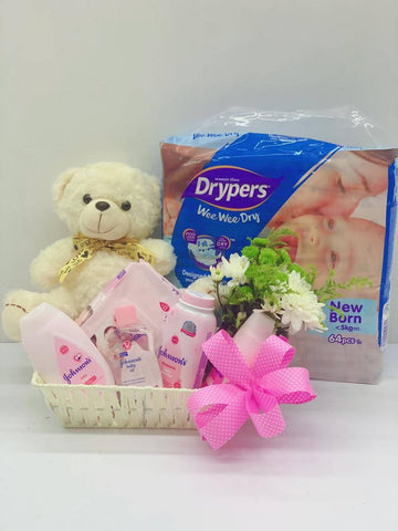 New Born Baby Girl Gift  Set A