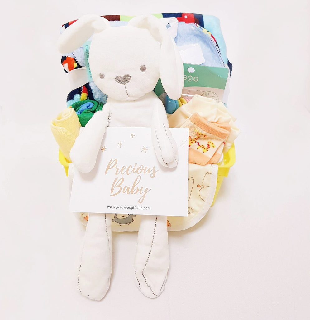 Bugsy Gender Neutral Gift Basket