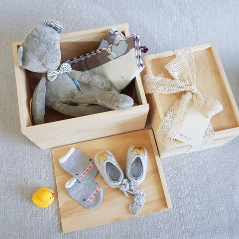 New Born Baby Gift Box 05 (Klang Valley Delivery)