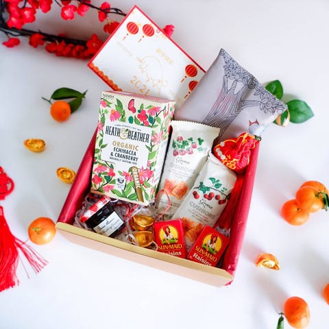 CNY 2021 Good Wishes Gift Set (Nationwide Delivery)
