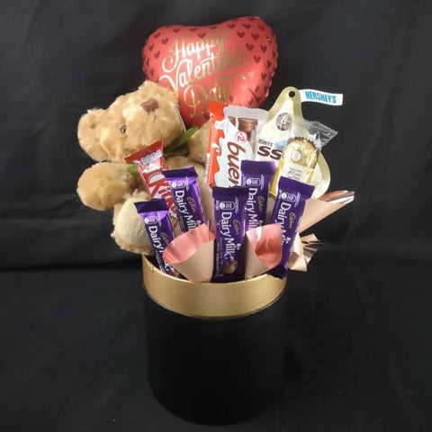 Lovely Bear Chocolate Box