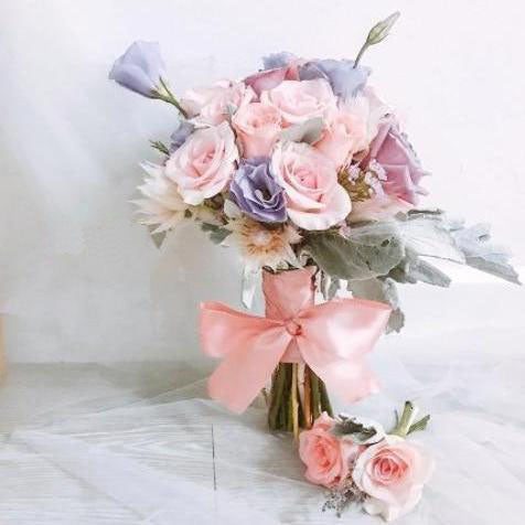 Bridal Bouquet - Sweet Heart
