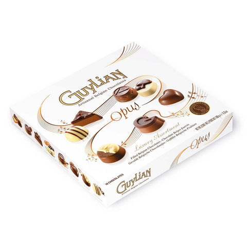 Guylian Opus Belgian Chocolates Assortment