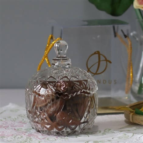 Premium Kurma (In Glass Jar) - Hari Raya 2019