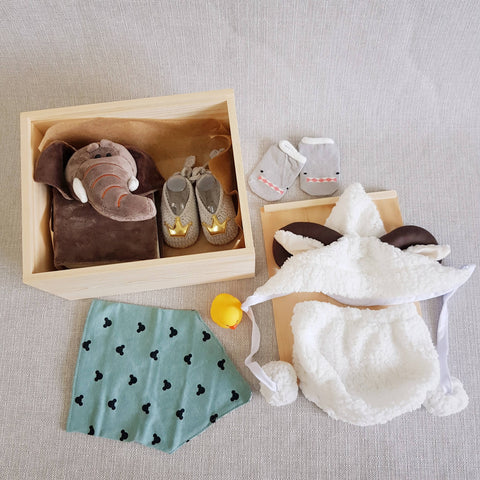 New Born Baby Gift Box 15 (Klang Valley Delivery)