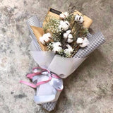 Cotton Clouds Bouquet
